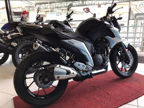 Yamaha Fazer 250 Cc Blue Flex Abs 2018 /2019