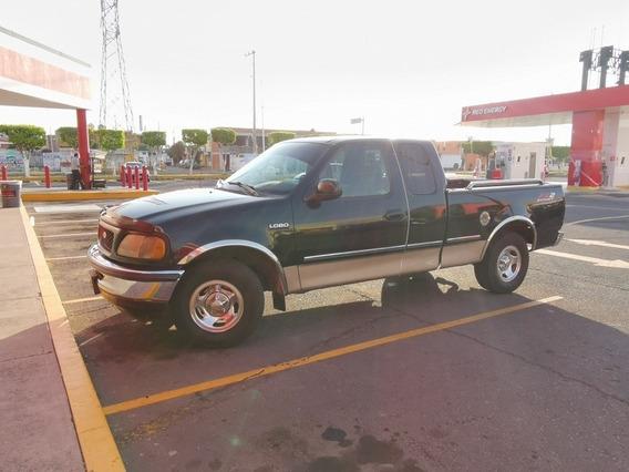 Pick Up Ford Lobo Cabina Regular Modelo 1998