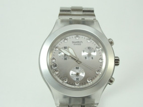 Relógio Swatch Irony - Diaphane - Ref: Scck4038g