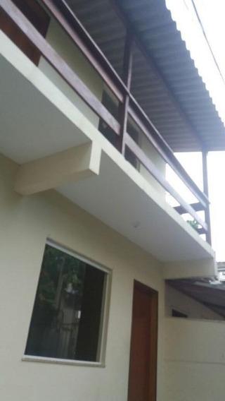 Casa Em Barro Vermelho, São Gonçalo/rj De 68m² 2 Quartos À Venda Por R$ 160.000,00 - Ca271024