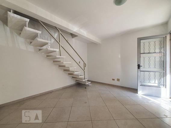 Casa Para Aluguel - Vila Mariana, 3 Quartos, 110 - 893117876