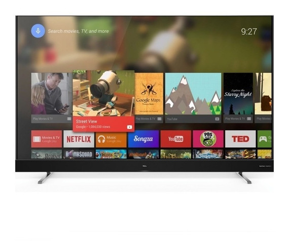 Smart Tv Tcl 55 L55c2 Android Uhd