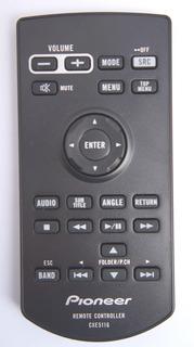 Control Remoto Para Radio Pioneer Avh Todos Los Modelos Dvd