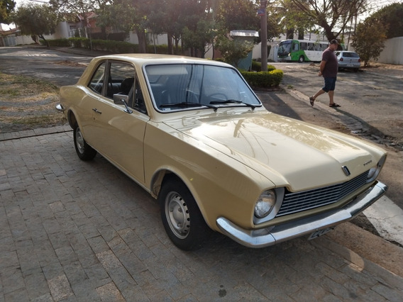 Ford Corcel Luxo 1977