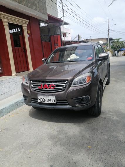 Jac 2018 T6 4x4 Diesel