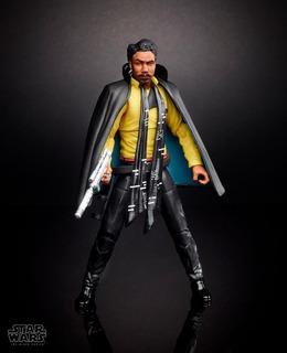 The Black Series Lando Calrissian Han Solo A Star Wars Story