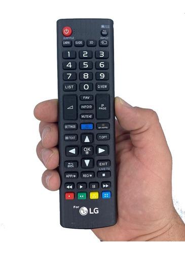 Imagen 1 de 1 de Control Remoto LG Smart Tv + Pilas Gratis