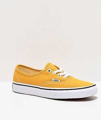 Vans Authentic Ochre/true White
