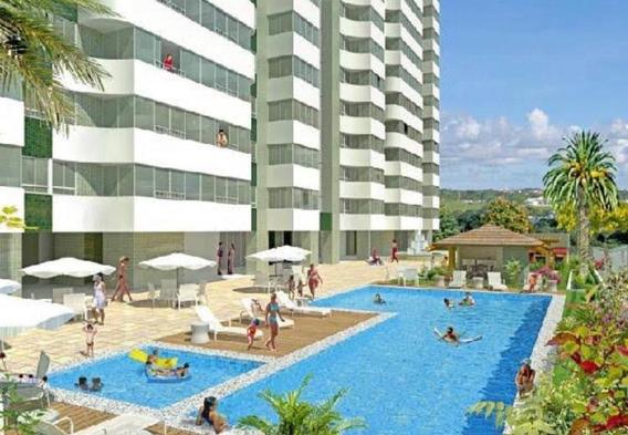 Apartamento Em Patamares, Salvador/ba De 57m² 2 Quartos À Venda Por R$ 340.000,00 - Ap537747