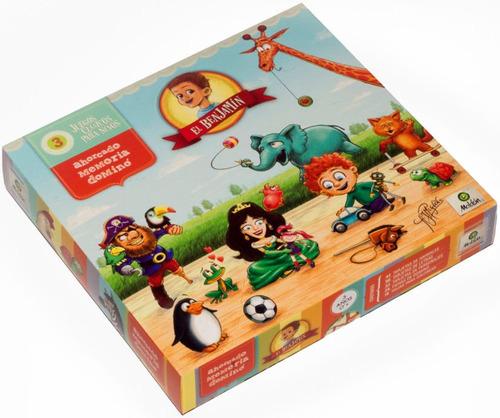 El Benjamín 3 Juegos Clasicos Para Niños Maldon 90046 Local