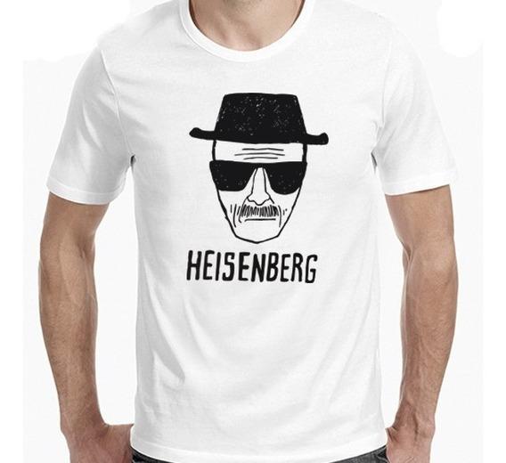 Remeras Breaking Bad Heisenberg De Hoy No Pasa Remeras