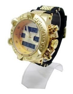 Relógio Invictta Masculino Analógico Digital