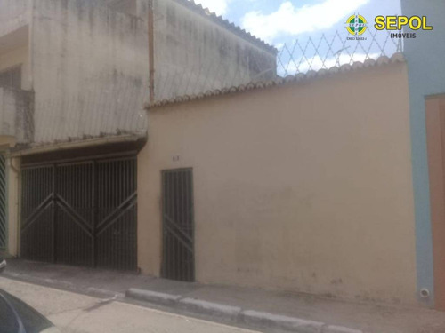 Casa Com 2 Dormitórios À Venda, 144 M² Por R$ 360.000,01 - Jardim Egle - São Paulo/sp - Ca0397