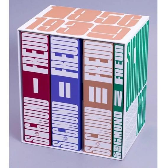 Box Sigmund Freud Obras Completas