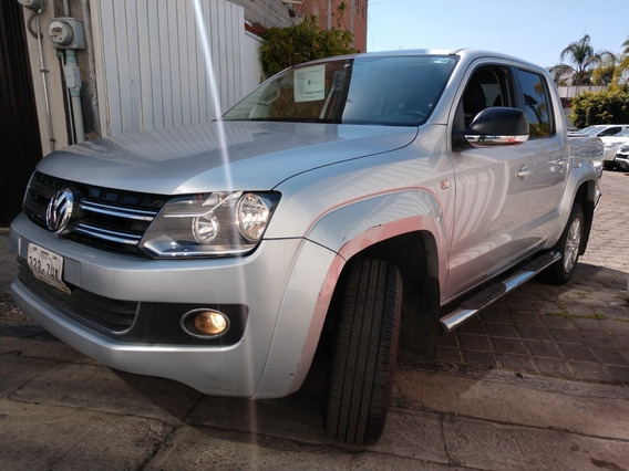 Volkswagen Amarok 2.0 Highline 4motion At 2016