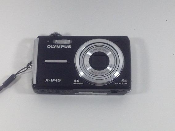 Câmera Digital Olympus X-845 8/ Panasonic Dmc -fh2