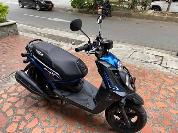 Yamaha Bws X 125 Cc 2016 Unico Dueño 5600 Kilometros