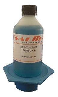 Reactivo De Benedict P/azúcares Reductores X250ml - Salttech