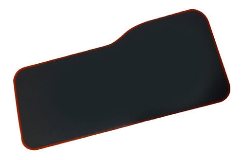 Mouse Pad Diseño Black Alfombrilla Gamer Pad Mouse Gamer Pad