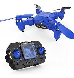Drone Drocon Scouter Plegable Mini Rc Para Los Niños Con El