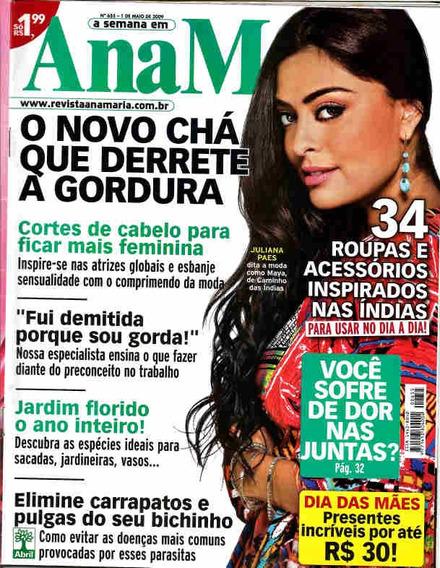 Ana Maria 655 * 01/05/09 * Juliana Paes