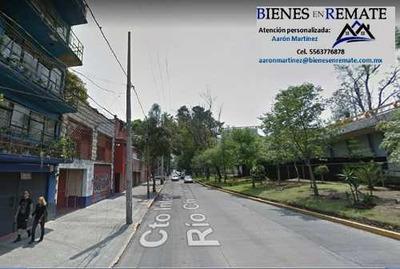 Gran Oportunidad Av Rio Churubusco Coyoacan. Remate Bancario