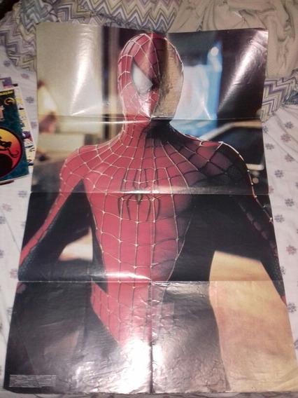 Revista Poster Homem Aranha Gigante Poster