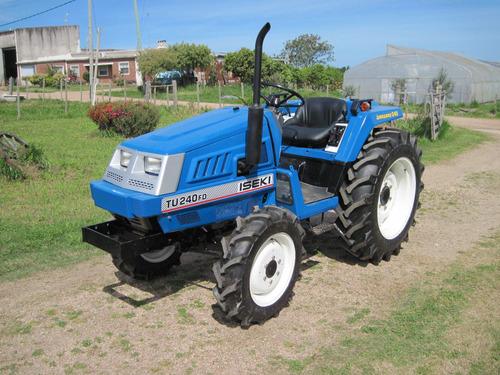 Tractor Iseki Tu240