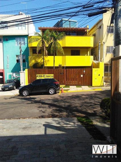 Vende Ou Aluga Linda Casa Comercial - Ca0419