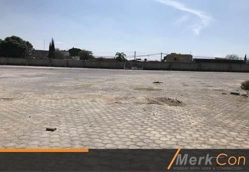 Terreno Renta 8,000 M2 Miramar Zapopan Periférico Norte Jalisco Mexico