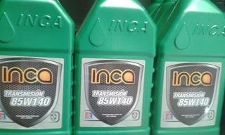 Aceite Valvulina 85w 140 Inca