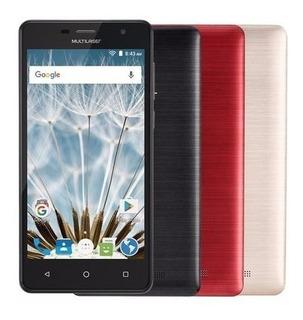 Smartphone Ms50s 3g Tela 5 Dual Câmera 5mp+8mp Preto P9034