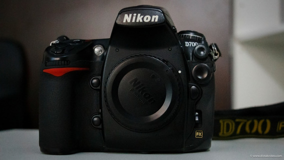 Nikon D700 Câmera P/foto Casamento - 1 Das Melhores Do Mundo