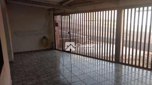 Casa Com 2 Dormitórios À Venda, 120 M² Por R$ 150.000,00 - Parque Residencial Santa Maria - Franca/sp - Ca0387