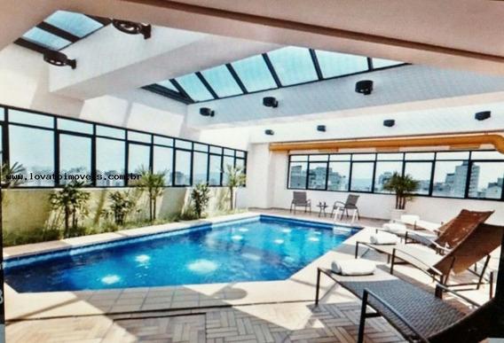 Apartamento Para Venda Em São Bernardo Do Campo, Chácara Inglesa, 1 Dormitório, 1 Banheiro, 1 Vaga - El00168_2-579083