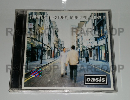 Oasis What's The Story Morning Glory (cd) (brazil) E2