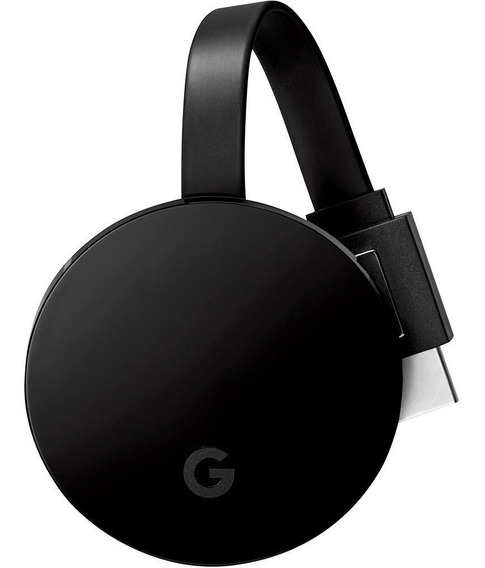 Chromecast Ultra 4k Hdmi Original Google Vitrine