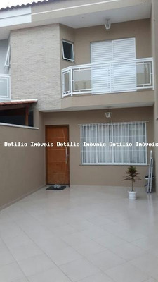 Sobrado Para Venda Em São Paulo, Vila Diva, 3 Dormitórios, 1 Suíte, 2 Banheiros, 2 Vagas - 17297