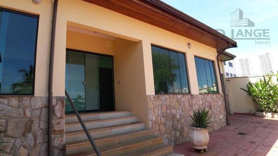 Chácara Com 4 Dormitórios À Venda, 1000 M² Por R$ 2.000.000 - Parque Rural Fazenda Santa Cândida - Campinas/sp - Ch0344