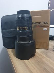 Lente Nikkor 24-70mm 2.8g Ed (nikon)