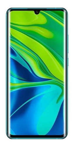 Celular Smartphone Xiaomi Mi Note 10 128gb Verde - Dual Chip