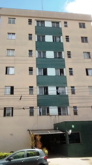 Apartamento Com 2 Quartos Para Comprar No Sagrada Família Em Belo Horizonte/mg - Ec17526