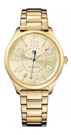 Relógio Tommy Hilfiger Ladies Gold 1781673