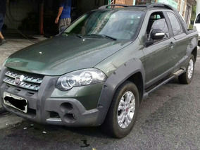 Fiat Strada 1.8 16v Adventure Locker Cab. Dupla Flex 2012
