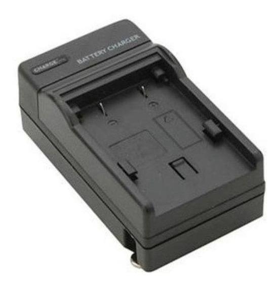Carregador Para Bateria Sony Np-f550 570 F970 Iluminador Led