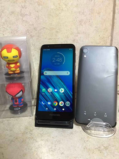 Celular Motorola E6