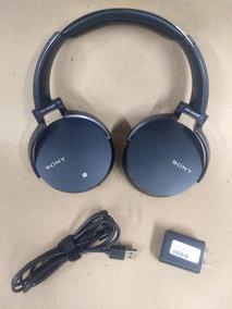 Fone De Ouvido Sony Xb 950bt Vermelho