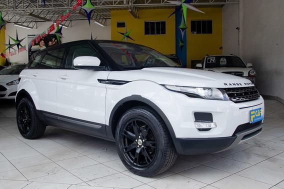 Range Rover Evoque Pure 2012 Interior Bege,pneus Novos,nova!