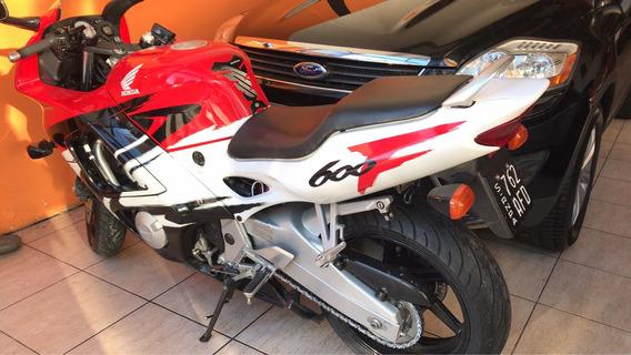Honda Cbr 600 =0km Unicaaaaa En El Pais Original! Argemotors
