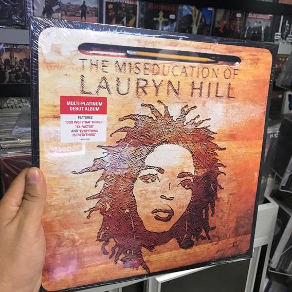 Lp Vinil Lauryn Hill The Miseducation Of Lauryn Hill Lacrado